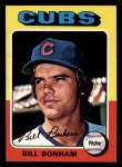 1975 Topps Mini #85  Bill Bonham  Front Thumbnail