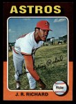 1975 Topps Mini #73  J.R. Richard  Front Thumbnail