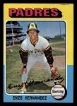 1975 Topps Mini #84  Enzo Hernandez  Front Thumbnail