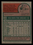 1975 Topps Mini #496  Pepe Frias  Back Thumbnail