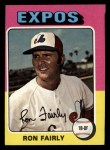 1975 Topps Mini #270  Ron Fairly  Front Thumbnail