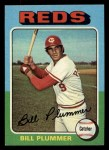 1975 Topps Mini #656  Bill Plummer  Front Thumbnail