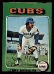 1975 Topps Mini #282  Jerry Morales  Front Thumbnail