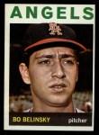 1964 Topps #315  Bo Belinsky  Front Thumbnail