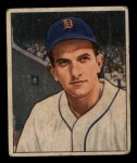 1950 Bowman #243 ^CR^ Johnny Groth  Front Thumbnail