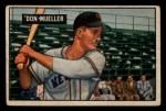 1951 Bowman #268  Don Mueller  Front Thumbnail