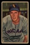 1952 Bowman #68  Jim Busby  Front Thumbnail