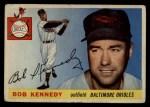 1955 Topps #48  Bob Kennedy  Front Thumbnail