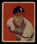 1949 Bowman #14  Curt Simmons  Front Thumbnail