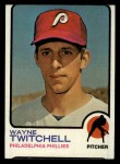 1973 Topps #227  Wayne Twitchell  Front Thumbnail