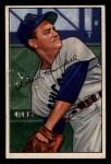 1952 Bowman #22  Willard Ramsdell  Front Thumbnail