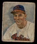 1950 Bowman #94  Lou Boudreau  Front Thumbnail