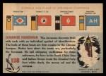 1955 Topps Rails & Sails #138   Fishing Vessel Back Thumbnail