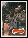 1969 Topps Planet of the Apes #15   The Victors Front Thumbnail
