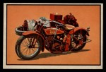 1953 Bowman Firefighters #40   1926 Motorcycle Engine Front Thumbnail