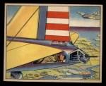 1941 Gum Inc. Uncle Sam Home Defense #92   Prone Defense Gunner Front Thumbnail
