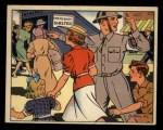 1941 Gum Inc. Uncle Sam Home Defense #100   Air Raid Warden Front Thumbnail