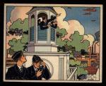 1941 Gum Inc. Uncle Sam Home Defense #106   Spot Wardens Front Thumbnail