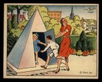 1941 Gum Inc. Uncle Sam Home Defense #117   Steel Shelter Front Thumbnail