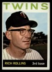 1964 Topps #270  Rich Rollins  Front Thumbnail