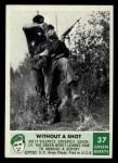 1966 Philadelphia Green Berets #37   Without Shot Front Thumbnail