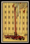 1953 Bowman Firefighters #62   1932 Hook and Ladder Front Thumbnail