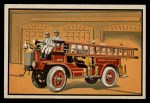 1953 Bowman Firefighters #43   1925 Triple Combo Front Thumbnail