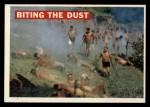 1956 Topps Davy Crockett #15 ORG  Biting the Dust  Front Thumbnail