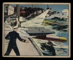1941 Gum Inc. Uncle Sam Home Defense #24   War At Sea Front Thumbnail