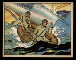 1941 Gum Inc. Uncle Sam Home Defense #94   Bomber Rescue Raft Tactics Front Thumbnail