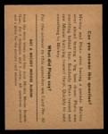 1935 Gum Inc. Mickey Mouse #49   Crazy Trip Isn't Back Thumbnail