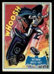 1966 Topps Batman Blue Bat Puzzle Back #40 PUZ  Batman Bails Out! Front Thumbnail