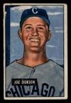 1951 Bowman #36  Joe Dobson  Front Thumbnail