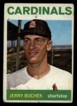 1964 Topps #314  Jerry Buchek  Front Thumbnail