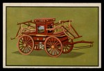 1953 Bowman Firefighters #37   1848 Hand Operated Engine Front Thumbnail