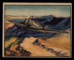 1939 Gum Inc. World In Arms #15 A  Australian Wirraway All-purpose Ship Front Thumbnail