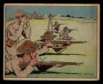 1941 Gum Inc. Uncle Sam Home Defense #3   Learning To Shoot Front Thumbnail