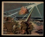 1941 Gum Inc. Uncle Sam Home Defense #9   Anti-Aircraft Crew Front Thumbnail