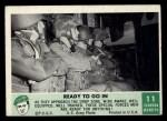 1966 Philadelphia Green Berets #11   Ready To Go In Front Thumbnail