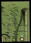 1966 Philadelphia Green Berets #13   Disguised Death Back Thumbnail