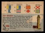 1955 Topps Rails & Sails #146   East Indiaman Back Thumbnail