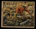 1938 Gum Inc. Horrors of War #125   Seeking Life in the Face of Death Front Thumbnail