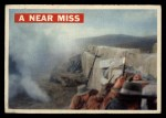 1956 Topps Davy Crockett #53 ORG  Near Miss  Front Thumbnail