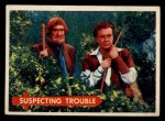 1957 Topps Robin Hood #26   Suspecting Trouble Front Thumbnail