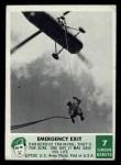 1966 Philadelphia Green Berets #7   Emergency Exit Front Thumbnail