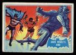 1966 Topps Batman Blue Bat Back #26 BLU  Jack Frost's Jinx Front Thumbnail