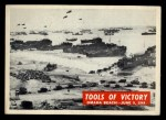 1965 Philadelphia War Bulletin #45   Tools of Victory Front Thumbnail