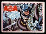1966 Topps Batman Red Bat #8 RED  Tentacled Terror Front Thumbnail
