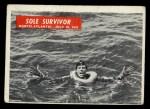 1965 Philadelphia War Bulletin #23   Sole Survivor Front Thumbnail