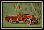1953 Bowman Firefighters #51   1935 Double Combination Front Thumbnail